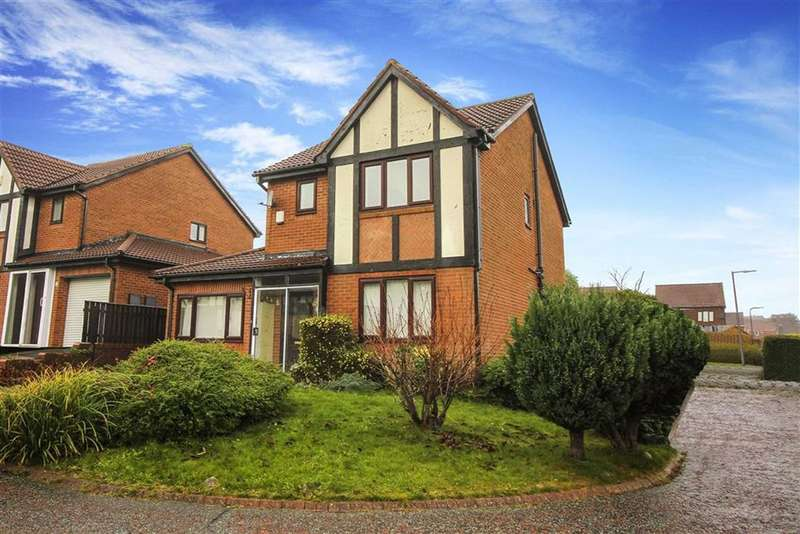 3 Bedrooms Detached House for sale in Fountains Close, Dunston, Tyne And Wear