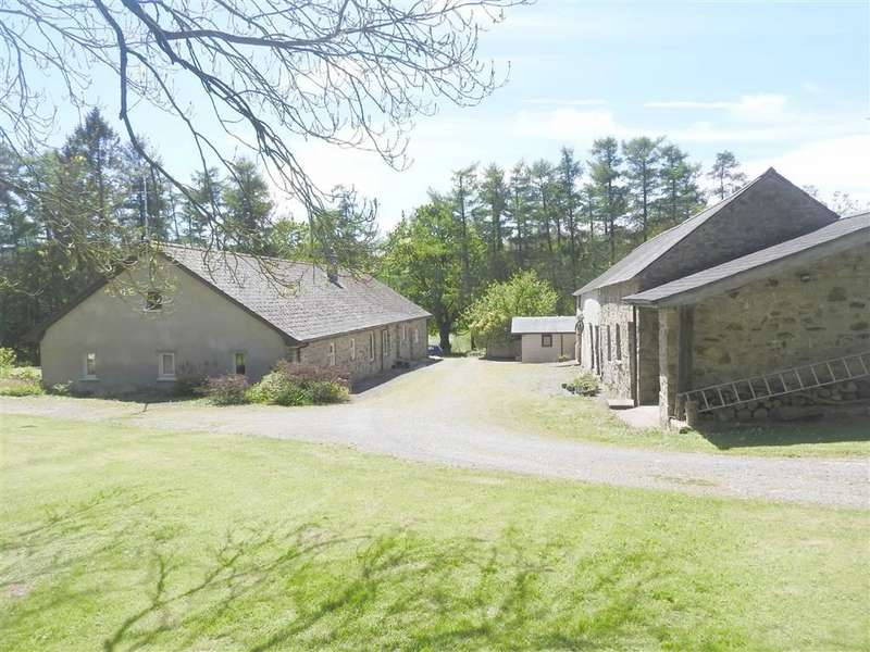 4 Bedrooms Detached House for sale in BEULAH, Ceredigion