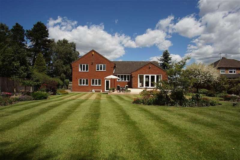 3 Bedrooms Detached House for sale in Cosby
