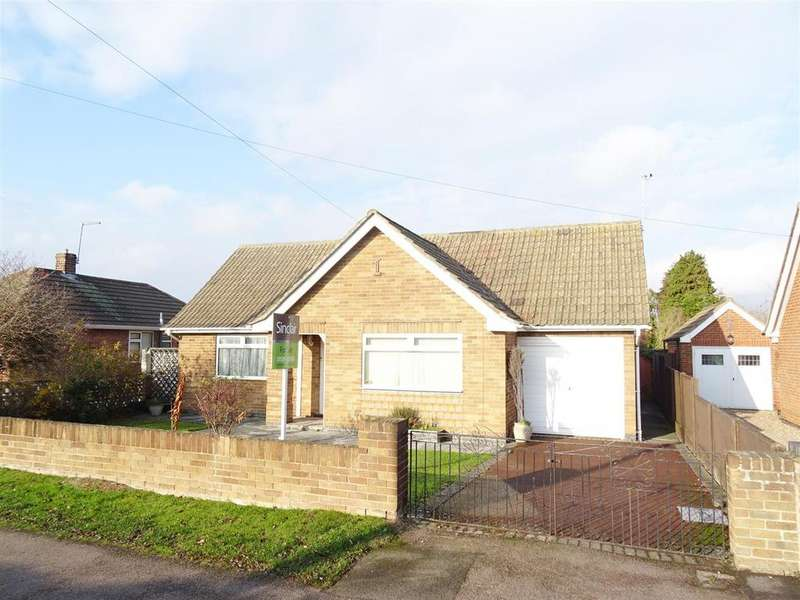 2 Bedrooms Detached Bungalow for sale in Little Haw Lane, Shepshed