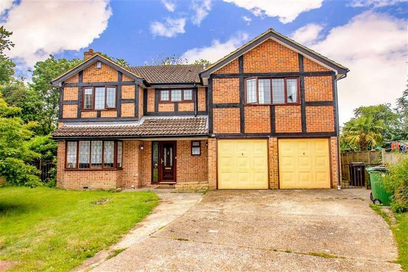 5 Bedrooms Detached House for sale in Highview Close, St Leonards-on-sea, East Sussex