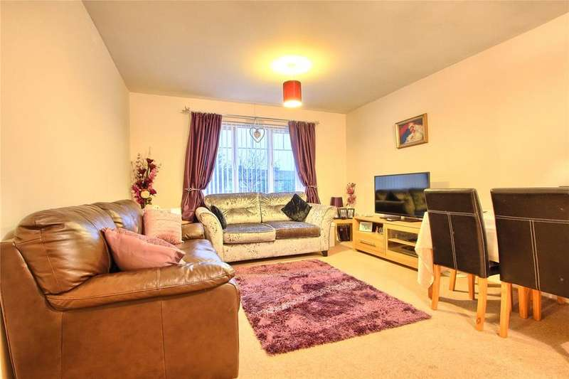 2 Bedrooms Flat for sale in Sir James Knott House, Broadway West