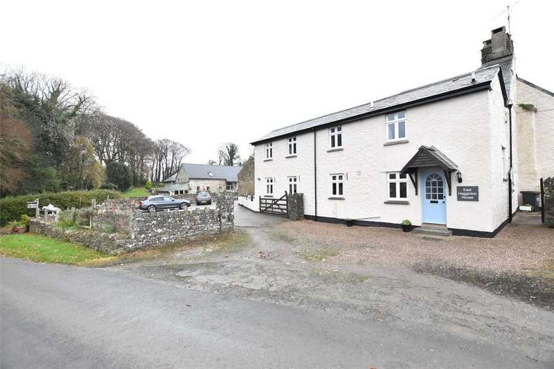 4 Bedrooms Semi Detached House for sale in Hagginton Hill, Berrynarbor