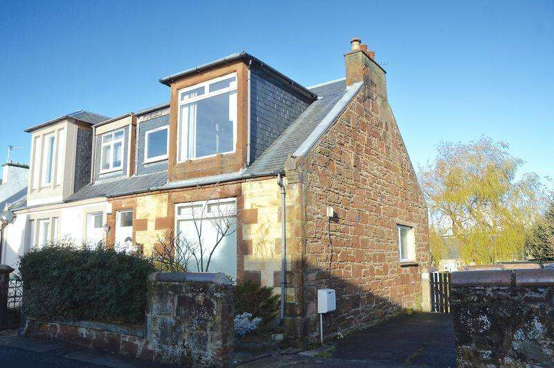 3 Bedrooms Semi-detached Villa House for sale in Hawkhill Avenue, Ayr