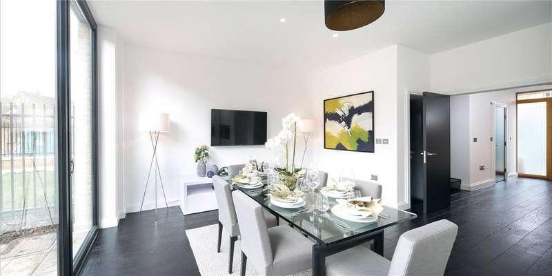 4 Bedrooms End Of Terrace House for sale in Ashchurch Villas, Ravenscourt Park, London, W12