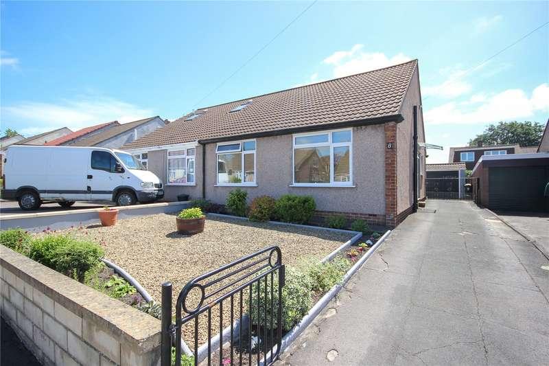 2 Bedrooms Bungalow for sale in Mount Gardens Hanham Bristol BS15