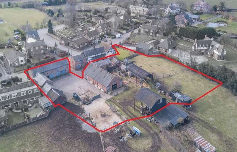 Land Commercial for sale in Aston, Nantwich