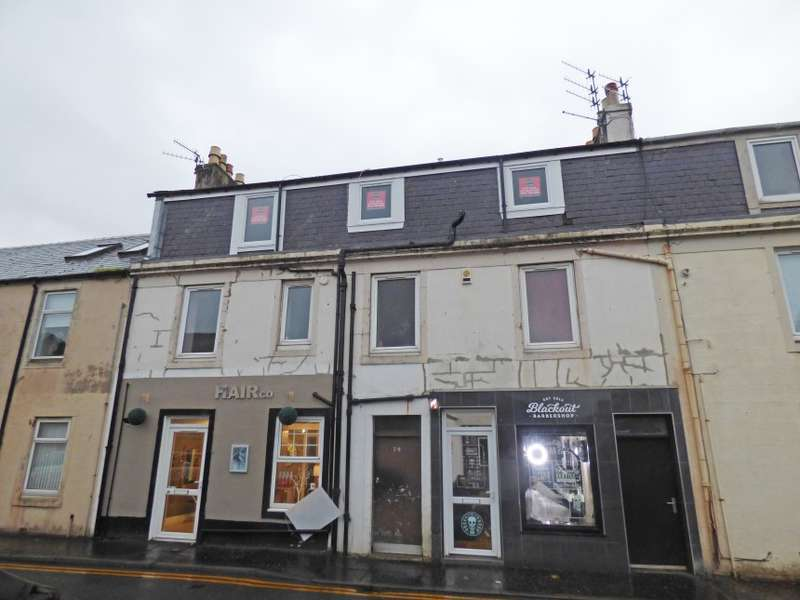 1 Bedroom Flat for sale in 2/R, 26, Boyd Street, Largs, North Ayrshire