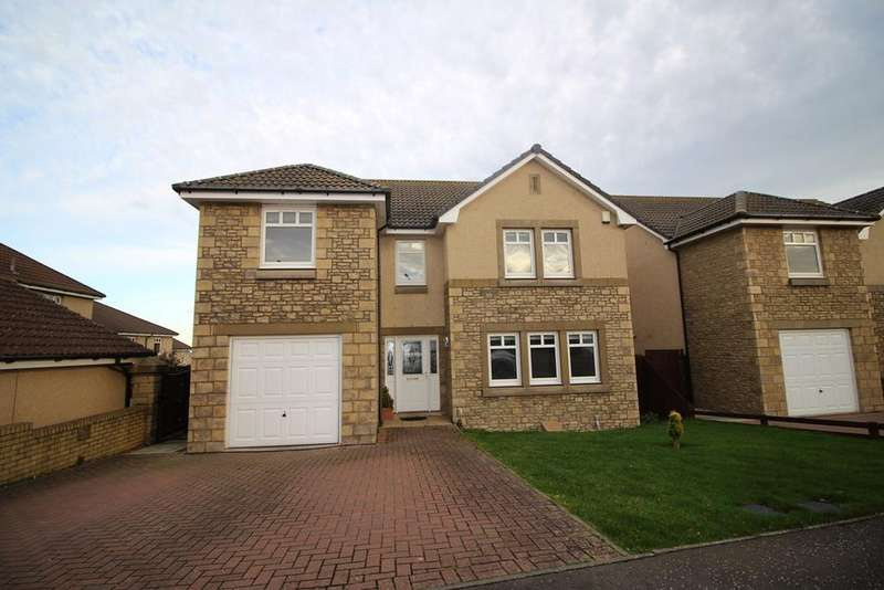5 Bedrooms Detached House for sale in West Vows Walk, Kirkcaldy, Fife, KY1