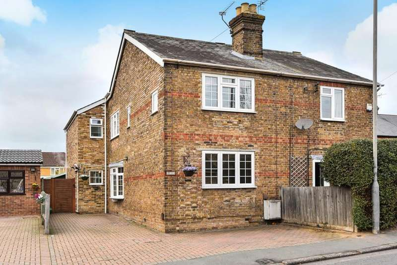 3 Bedrooms House for sale in Lent Rise Road, Burnham, Buckinghamshire, SL1