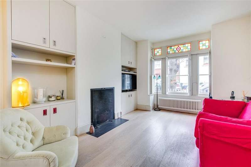 4 Bedrooms Terraced House for sale in Paxton Road, Chiswick, LONDON