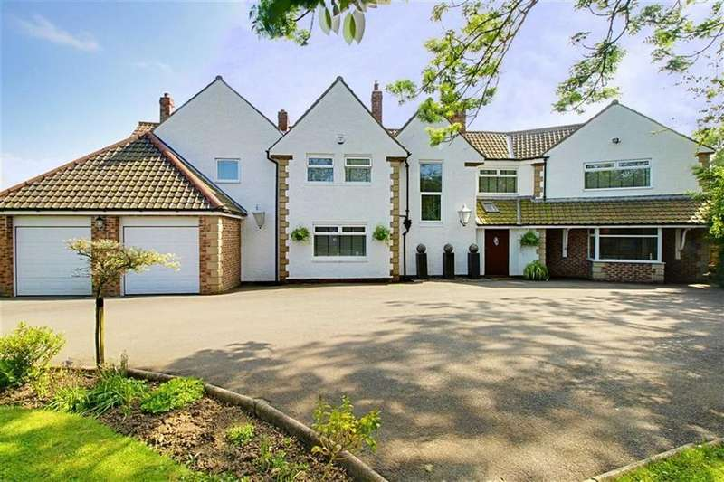 5 Bedrooms Detached House for sale in Church Lane, Nunthorpe