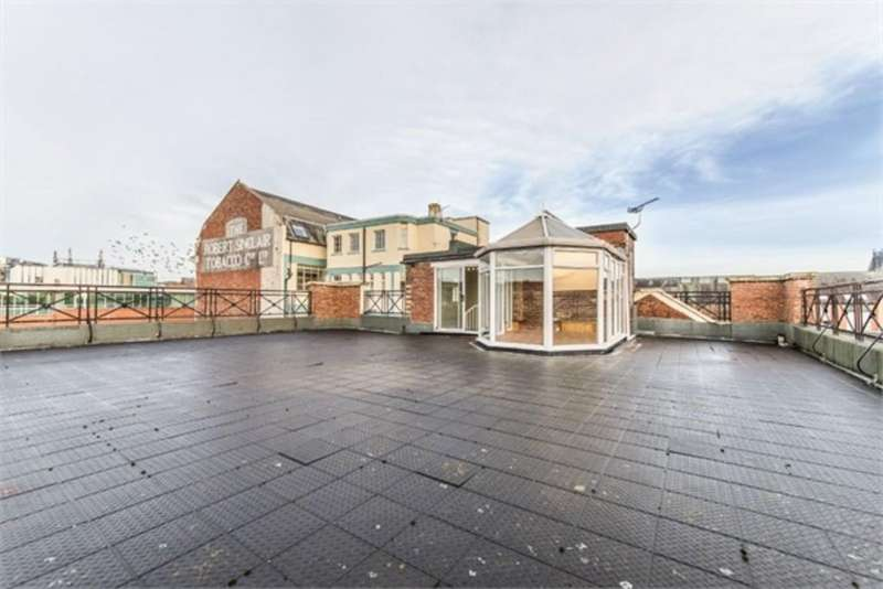 4 Bedrooms Penthouse Flat for sale in Blenheim House, 145-147 Westgate Road, Newcastle, Tyne and Wear