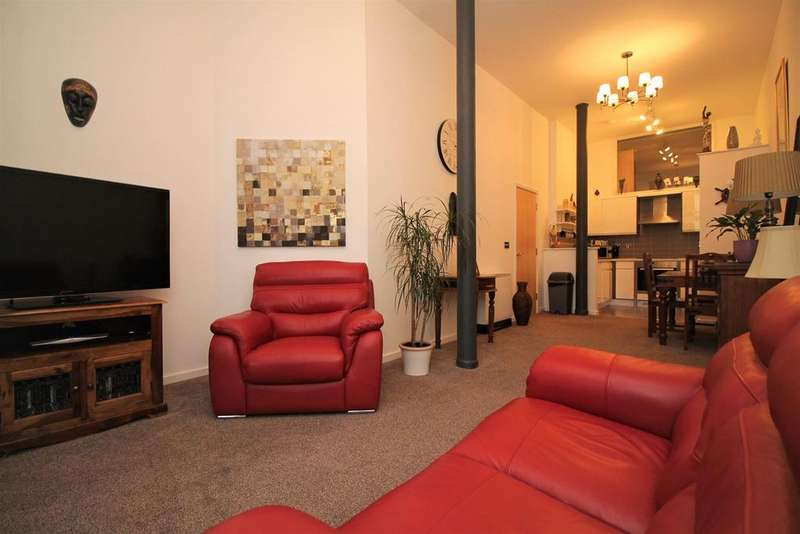 2 Bedrooms Apartment Flat for sale in Holden Mill, Blackburn Road, Bolton, BL1