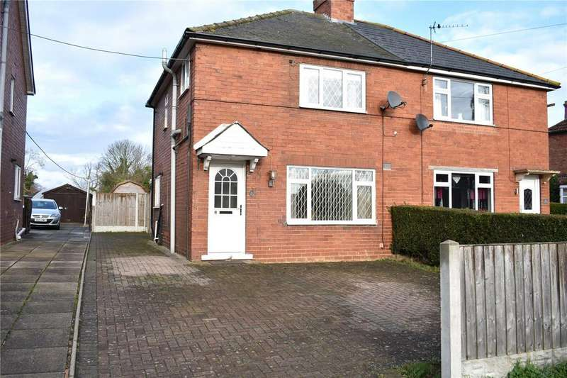 3 Bedrooms Semi Detached House for sale in Mill Lane, Kirton Lindsey, DN21