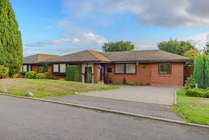 2 Bedrooms Detached Bungalow for sale in Thickthorn Orchards, Kenilworth