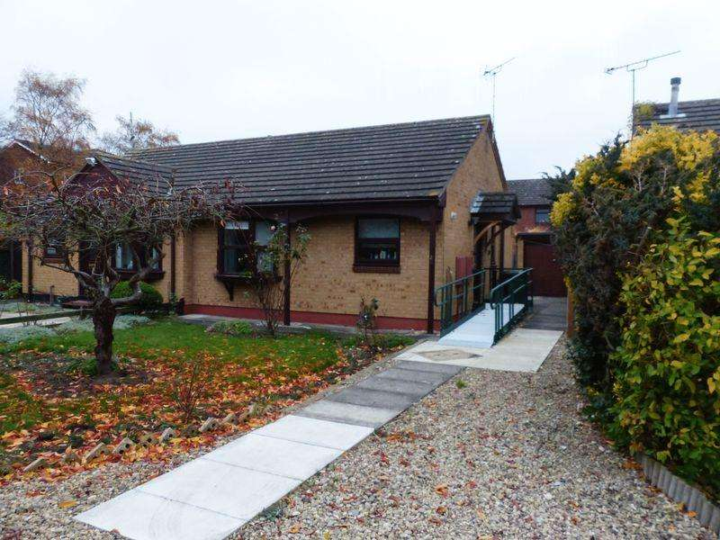 2 Bedrooms Bungalow for sale in St. Catherines Court, Lincoln