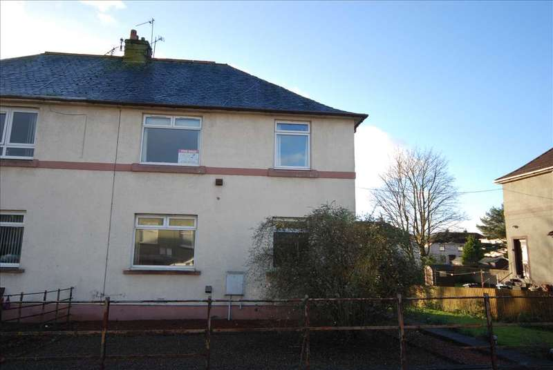 1 Bedroom Apartment Flat for sale in Merksworth Avenue, Dalry