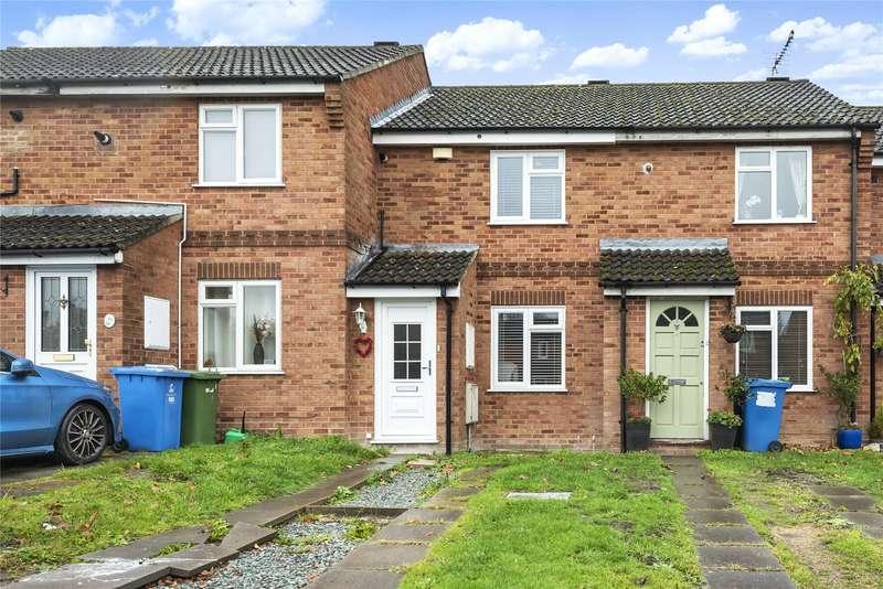 2 Bedrooms Terraced House for sale in Isis Way, Sandhurst, Berkshire, GU47