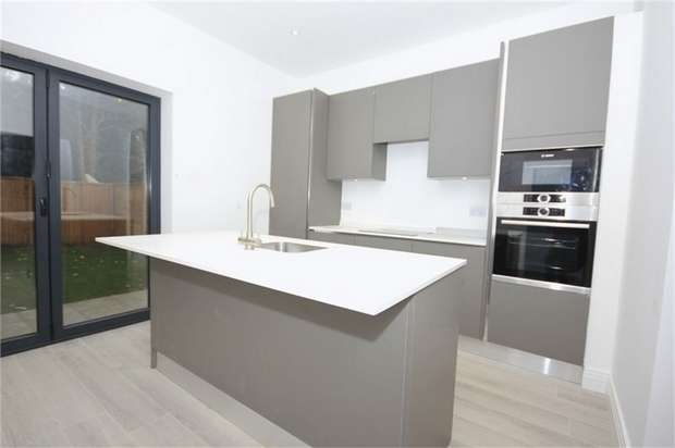 2 Bedrooms Semi Detached House for sale in Uphill Drive, Mill Hill, NW7