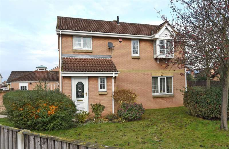 4 Bedrooms Detached House for sale in Thorpehall Road, Edenthorpe, Doncaster, DN3