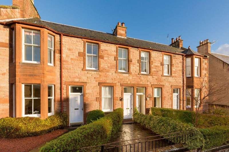 4 Bedrooms Maisonette Flat for sale in 28 Hopetoun Terrace, Gullane, East Lothian, EH31 2DE