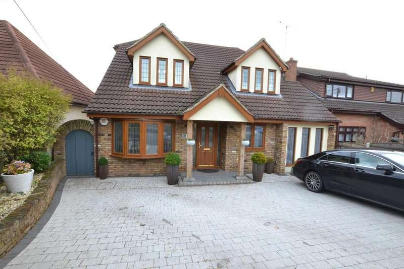 4 Bedrooms Detached House for sale in Prince Edward Road, Billericay, Essex, CM11