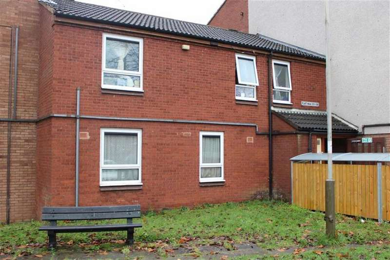 2 Bedrooms Maisonette Flat for sale in Neston Gardens, Leicester