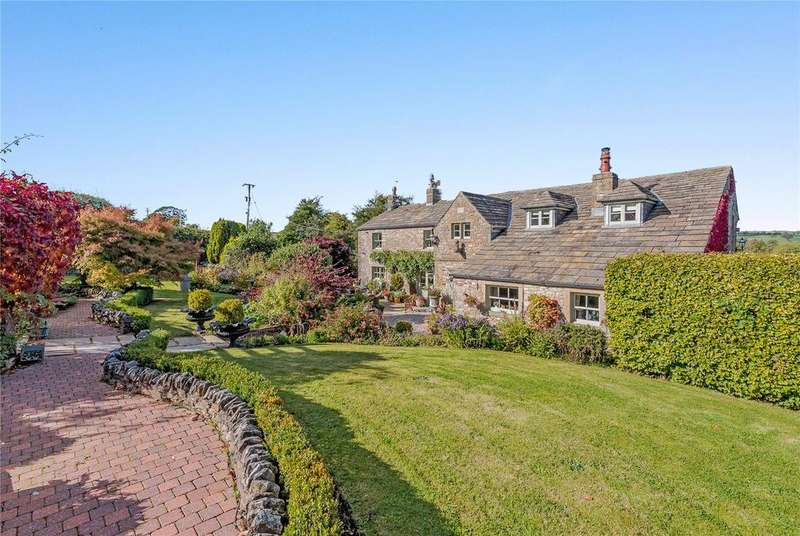 4 Bedrooms Detached House for sale in Holden, Bolton By Bowland, Clitheroe, Lancashire, BB7