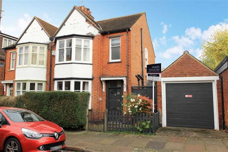 3 Bedrooms Semi Detached House for sale in Howard Road, Clarendon Park, Leicester