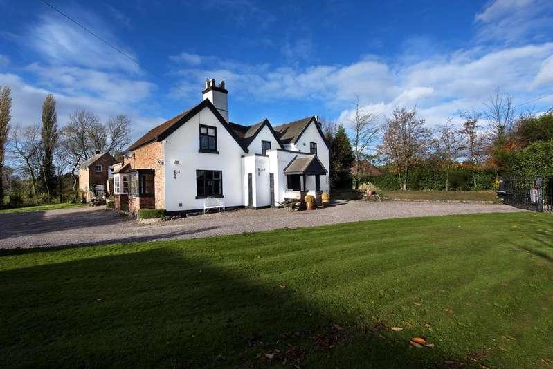 4 Bedrooms Detached House for sale in Ashcroft Lane, Shenstone