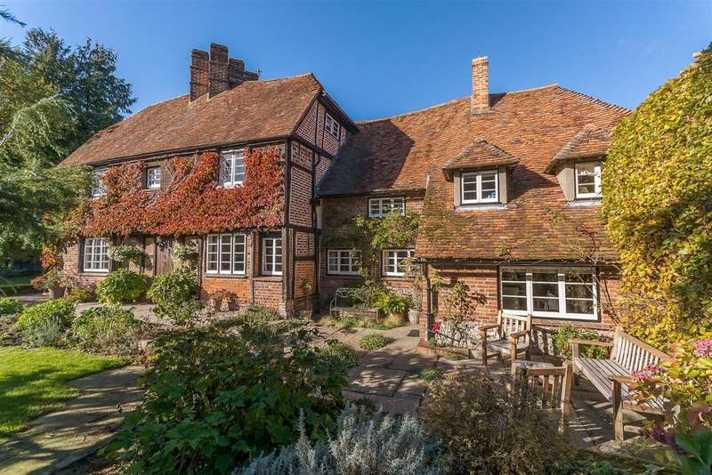 4 Bedrooms House for sale in The Old Croft, Kingston Blount, Chinnor, Oxfordshire
