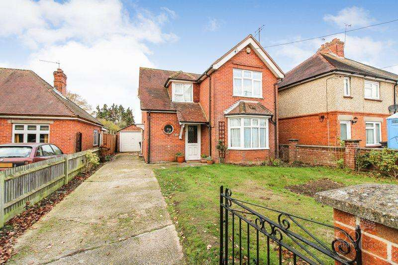 3 Bedrooms Detached House for sale in Northfield Road, Thatcham