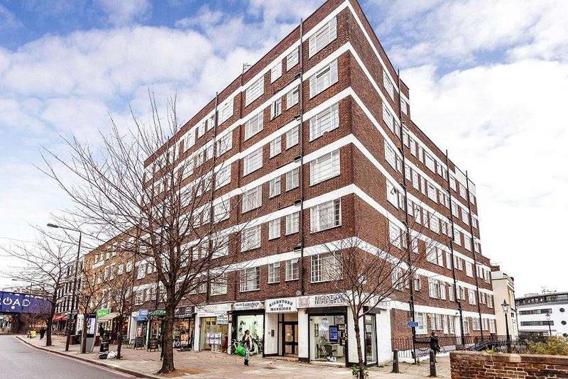 1 Bedroom Flat for sale in Highstone Mansions, 84 Camden Road, London, NW1