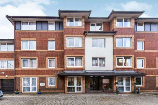 1 Bedroom Retirement Property for sale in Bridge Avenue, Maidenhead, Berkshire