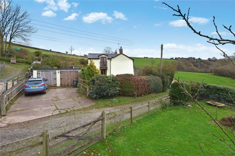 3 Bedrooms Semi Detached House for sale in Town Cottages, West Anstey, South Molton, Devon, EX36