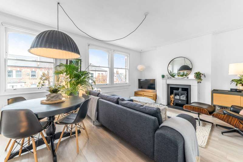 2 Bedrooms Flat for sale in Mercers Road, Tufnell Park, N19