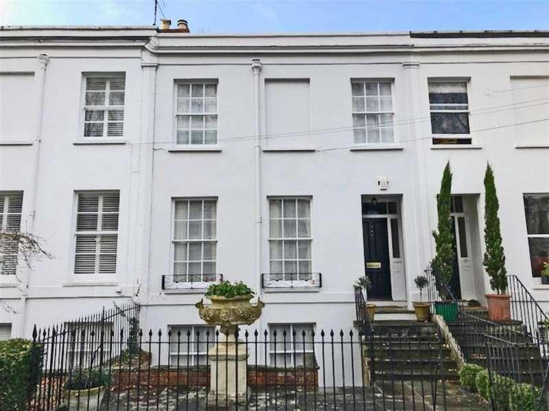 4 Bedrooms Terraced House for sale in Gratton Road, Leckhampton, Cheltenham, GL50
