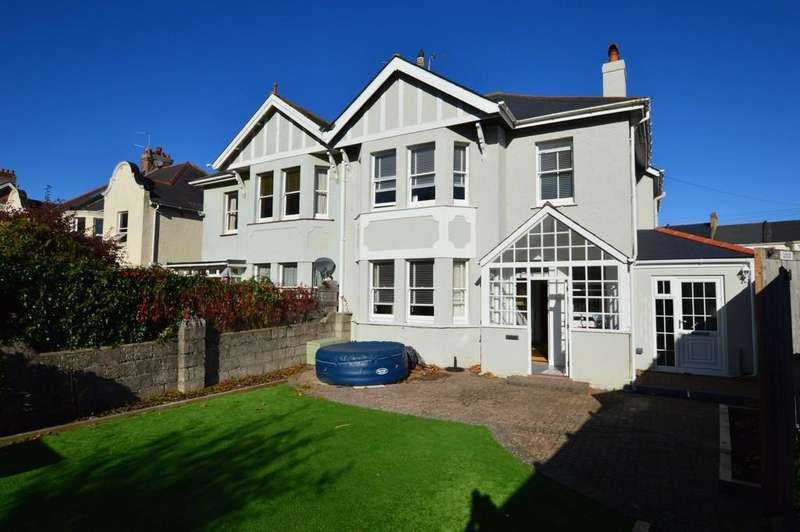 6 Bedrooms Semi Detached House for sale in Babbacombe, Torquay