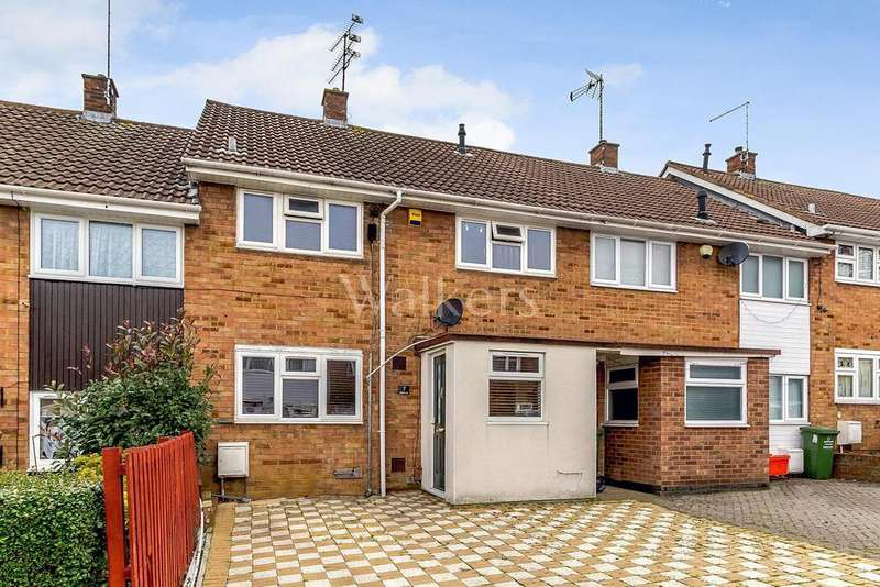 3 Bedrooms Terraced House for sale in Clickett Side, Basildon