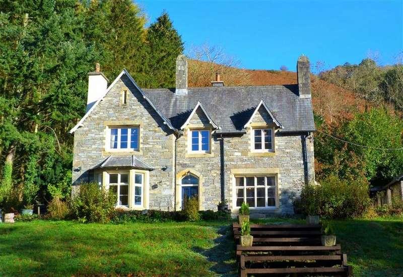 4 Bedrooms Unique Property for sale in The Grange, Nantmel, Llandrindod Wells, Powys, LD1