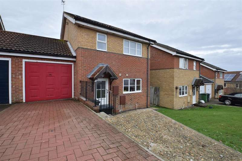 4 Bedrooms Detached House for sale in Moorhen Close, St. Leonards-On-Sea