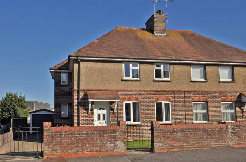 3 Bedrooms Semi Detached House for sale in Park Gate, Amberstone, Hailsham