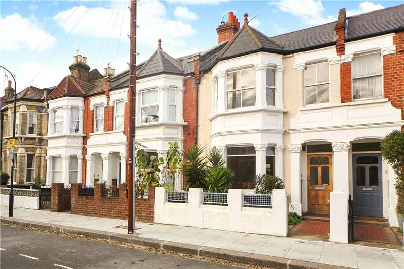 3 Bedrooms Terraced House for sale in Roxwell Road, London, W12