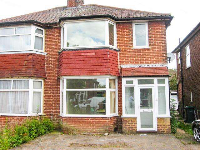 3 Bedrooms House for sale in Cotswold Gardens, London, NW2 1PE