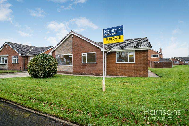 3 Bedrooms Detached Bungalow for sale in Arran Close, Ladybridge, Bolton, Lancashire. ***OFFERED WITH NO ONWARD CHAIN***