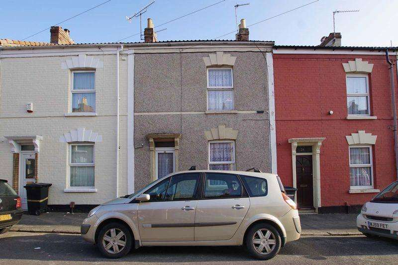 2 Bedrooms Terraced House for sale in Brunswick Street, Redfield, Bristol, BS5 9QN