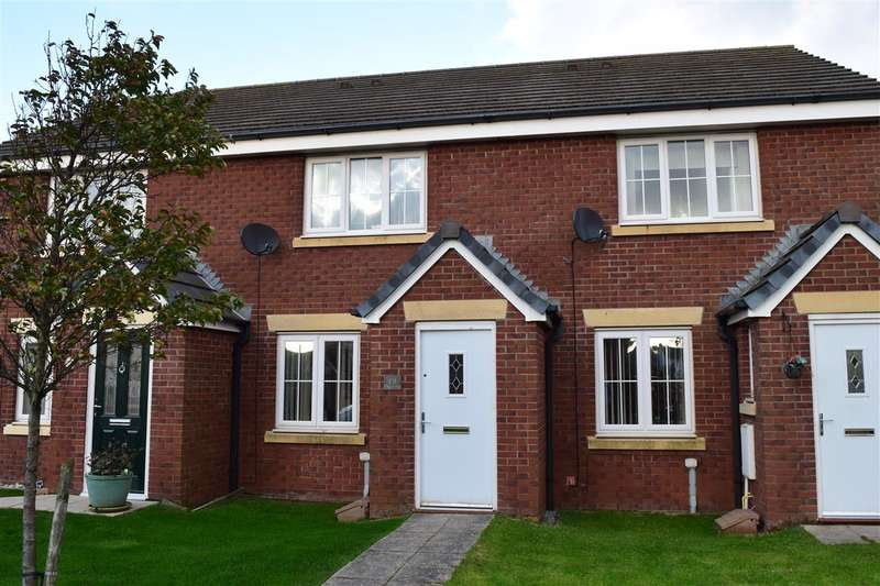 2 Bedrooms Terraced House for sale in Farmers Way, Flimby, Maryport