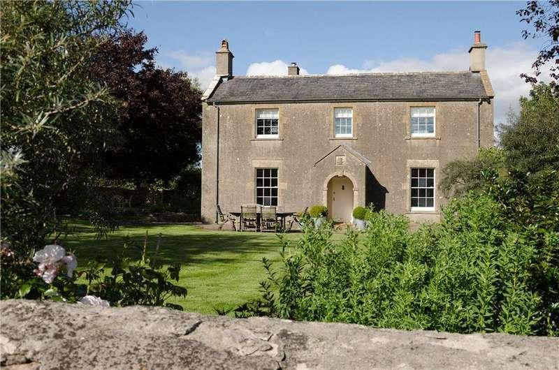 5 Bedrooms Detached House for sale in Oakhill, Radstock, Somerset, BA3