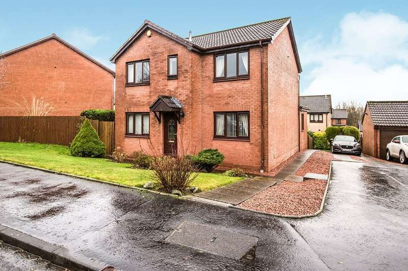 4 Bedrooms Detached House for sale in Southfield Road, Balloch, Cumbernauld, G68
